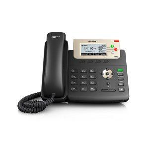 TELÉFONO IP PROFESIONAL CON 3 LÍNEAS & VOZ HD SIP-T23G