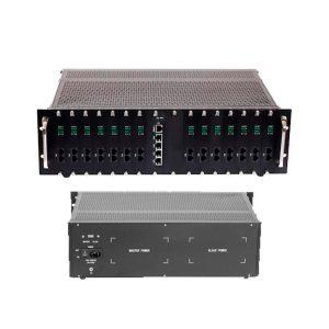 DAG3000-112S ACCESS GATEWAY, CRECE DE 8 EN 8 EXT.
