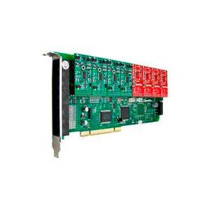 TARJETA ASTERISK PCI 8 PUERTOS FXS